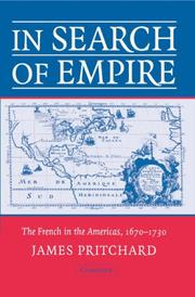 Cover of: In Search of Empire | James Pritchard