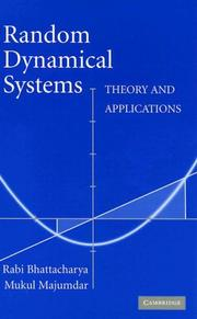 Cover of: Random Dynamical Systems | Rabi Bhattacharya