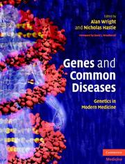 Genes and Common Diseases by
