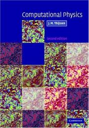 Cover of: Computational Physics | Jos Thijssen