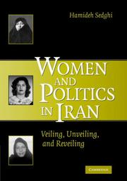Cover of: Women and Politics in Iran | Hamideh Sedghi