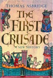 Cover of: The first crusade