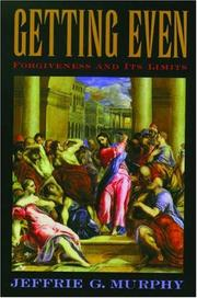 Cover of: Getting Even | Jeffrie G. Murphy