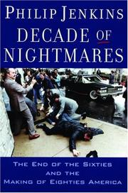 Cover of: Decade of Nightmares