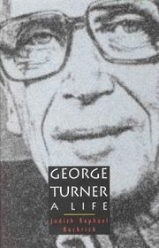 Cover of: George Turner
