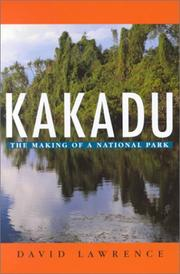Cover of: Kakadu | David Lawrence
