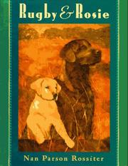 Cover of: Rugby and Rosie by Nan Parson Rossiter