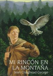 Cover of: Mi Rincon en la Montana