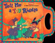Cover of: Tell me a toy riddle