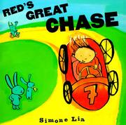 Cover of: Red's great chase