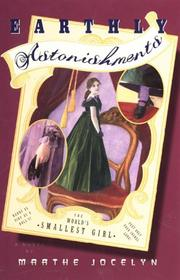 Cover of: Earthly Astonishments: a novel