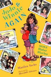 Cover of: JoJo & Winnie again: more sister stories