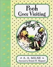 Cover of: Pooh Goes Visiting