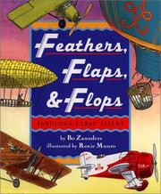 Cover of: Feathers, Flaps, and Flops: Fabulous Early Fliers