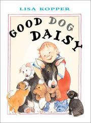 Cover of: Good dog, Daisy!