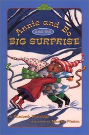 Cover of: Annie and Bo and the big surprise
