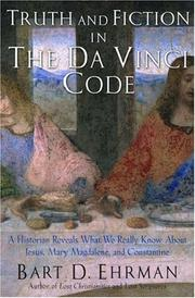Cover of: Truth and fiction in the Da Vinci code