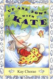 Cover of: Up and down with Kate