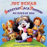 Cover of: Sheetzucacapoopoo | Joy Behar