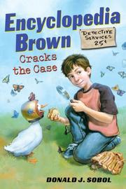 Cover of: Encyclopedia Brown Cracks the Case