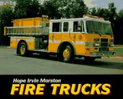 Cover of: Fire trucks