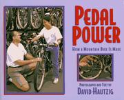 Cover of: Pedal power