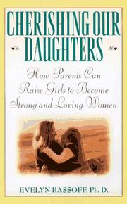 Cover of: Cherishing our daughters