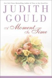 Cover of: A moment in time