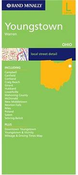 Cover of: Rand McNally Youngstown, Warren, Ohio: Local Street Detail |