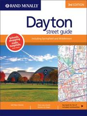 Cover of: Rand Mcnally 2006 Dayton, Ohio: Street Guide (Rand McNally Dayton (Ohio) Street Guide: Including Springfield) |
