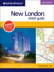 Cover of: Rand McNally 3rd Edition New London street guide |