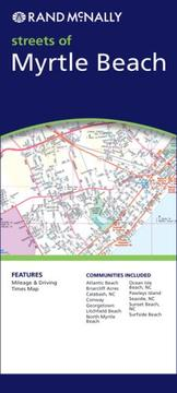 Cover of: Rand McNally streets of Myrtle Beach, South Carolina |