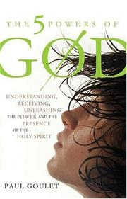 Cover of: The Five Powers of God | Paul M. Goulet