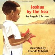 Cover of: Joshua by the sea | Angela Johnson