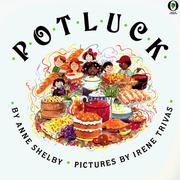 Cover of: Potluck | Anne Shelby