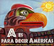 Cover of: A is for the Americas