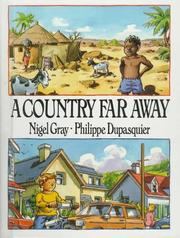 Cover of: A country far away | Nigel Gray