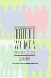 Cover of: Battered women
