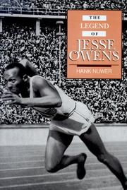 Cover of: The legend of Jesse Owens