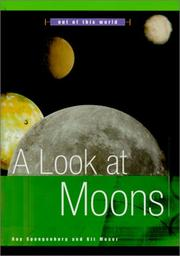 Cover of: A look at moons