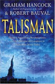 Cover of: Talisman: Sacred Cities, Secret Faith