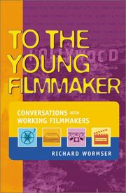 Cover of: To the young filmmaker