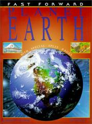 Cover of: Planet earth