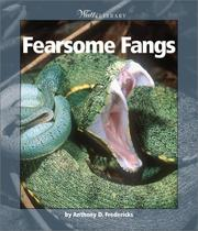 Cover of: Fearsome Fangs |