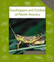 Cover of: Grasshoppers and Crickets of North America (Animals in Order)