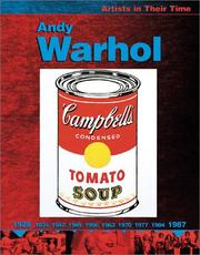 Andy Warhol (Artists in Their Time)