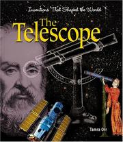 Cover of: The Telescope (Inventions That Shaped the World)