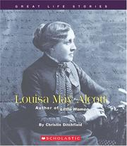 Cover of: Louisa May Alcott: author of Little women