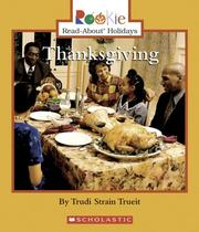 Cover of: Thanksgiving (Rookie Read-About Holidays) |