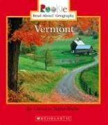 Cover of: Vermont (Rookie Read-About Geography) | Christine Taylor-Butler